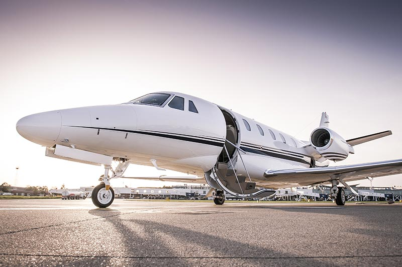Executive Jet Charters in Omaha