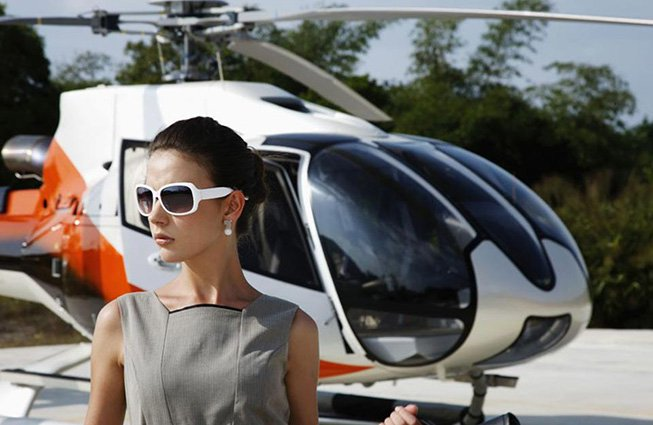Helicopter Charters in Omaha