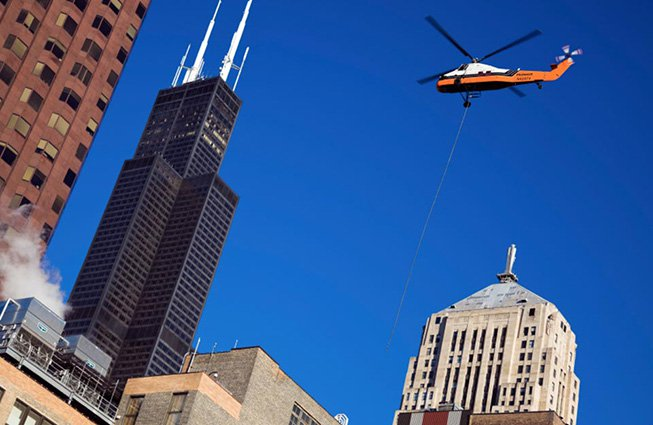 Omaha Heavy Lift Helicopter Services